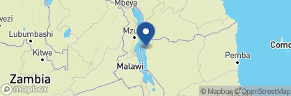 Map of Kaya Mawa, Malawi