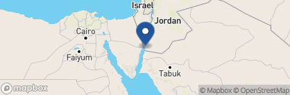 Map of Kempinski Aqaba, Jordan