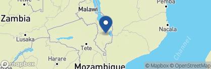 Map of Zomba Forest Lodge, Malawi