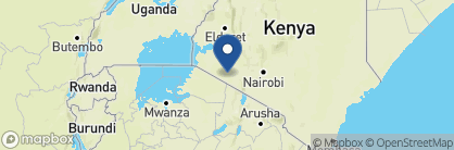 Map of Kicheche Naboisho Valley Camp, Kenya
