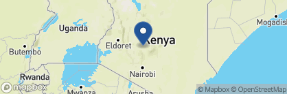 Map of Porini Rhino Camp, Kenya