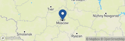 Map of Katerina City Hotel, Russia