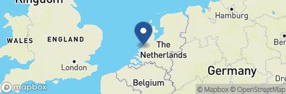 Map of Hotel Indigo, Netherlands