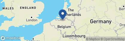 Map of FRANQ, Belgium