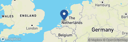 Map of Mainport Hotel, Netherlands