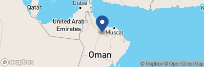 Map of The View, Oman