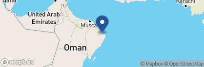 Map of Sur Plaza, Oman