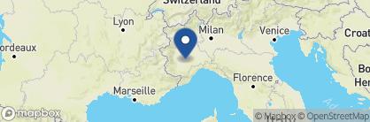 Map of Albergo dell'Agenzia, Italy