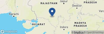 Map of RAAS Devi Garh, India