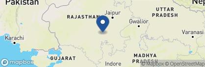 Map of Shahpura Bagh, India