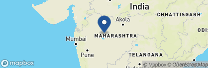 Map of Taj Residency, India