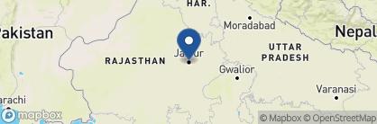 Map of Dera Rawatsar, India