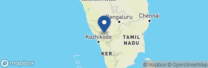 Map of Orange County, India