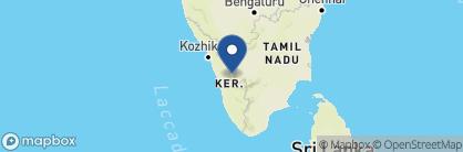 Map of Rajakkad Estate, India