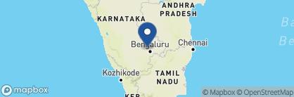Map of Shreyas, India