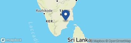 Map of Visalam, India
