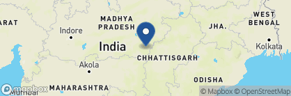 Map of Singinawa, India
