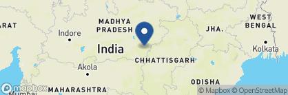 Map of Shergarh, India