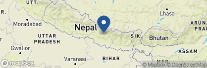 Map of The Fort Resort, Nepal