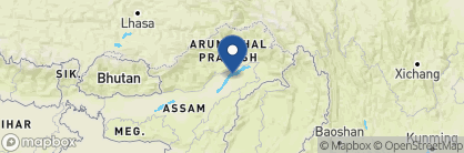 Map of Mancotta Chang Bungalow, India