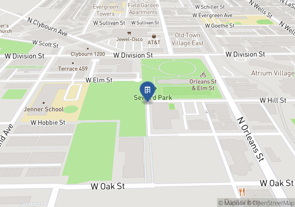 Address Snapshot Report for 911 N Sedgwick St in Chicago, IL ...