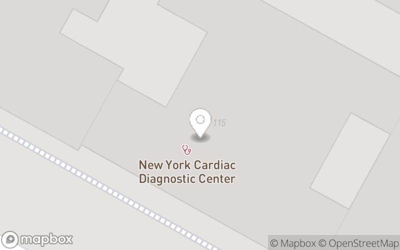 New York Cardiac Diagnostic Center Upper East Side