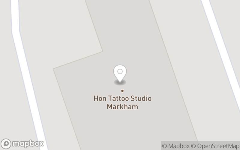 Hon Tattoo Studio Markham