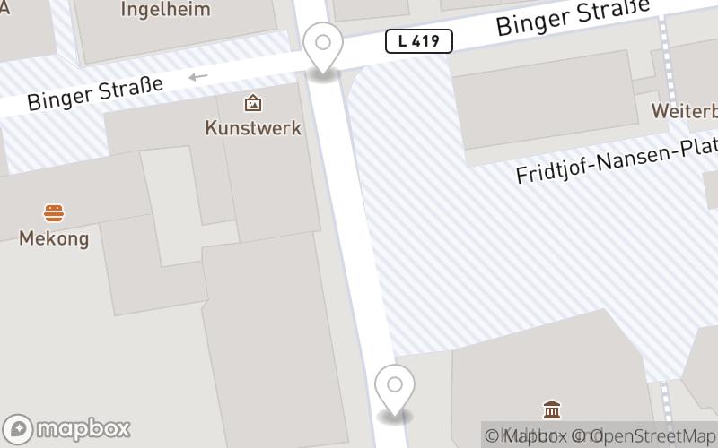 Straßensperrungen in Ingelheim