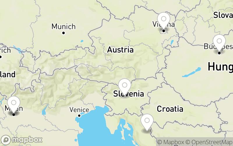 Eastern Europe road trip