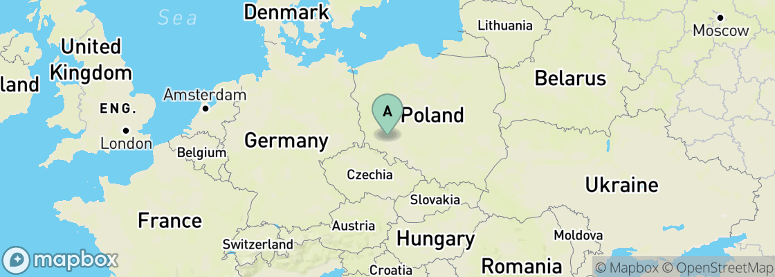 Pollen Location