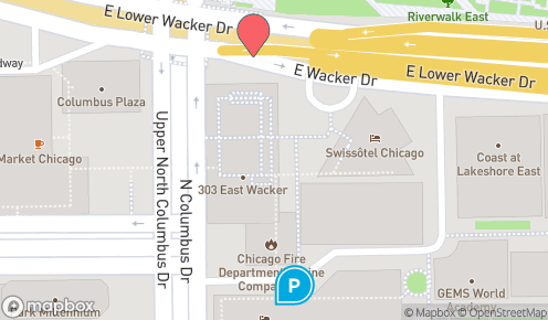 FSP 303 E Wacker Dr LLC Parking - Find Parking near FSP 303 E Wacker ...