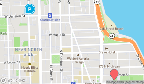 ritz carlton chicago parking