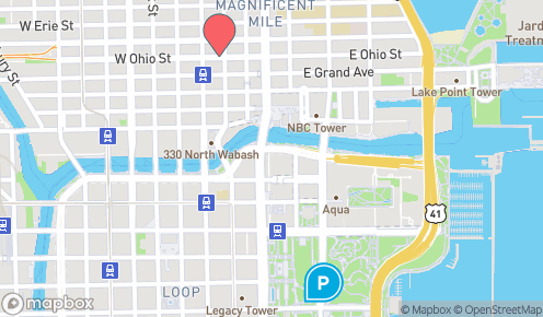 Holiday Inn Express Chicago Magnificent Mile Parking Find
