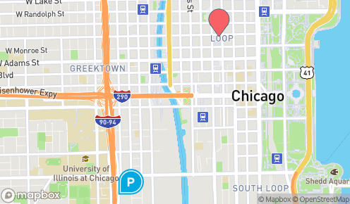 Cook County Building & Zoning Department Parking - Find Parking near ...