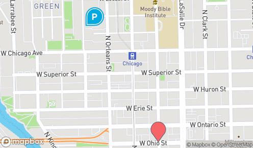 River North Parking - Chicago Lots & Garages