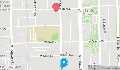 Parking Near 1400 N Wells St Chicago Chicago Chicago