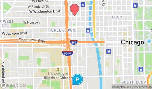Ibew Illinois Map.I B E W Local 134 Parking Find Parking Near I B E W Local 134