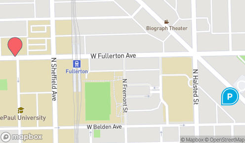 Depaul University Lincoln Park Campus Welcome Center Parking Find