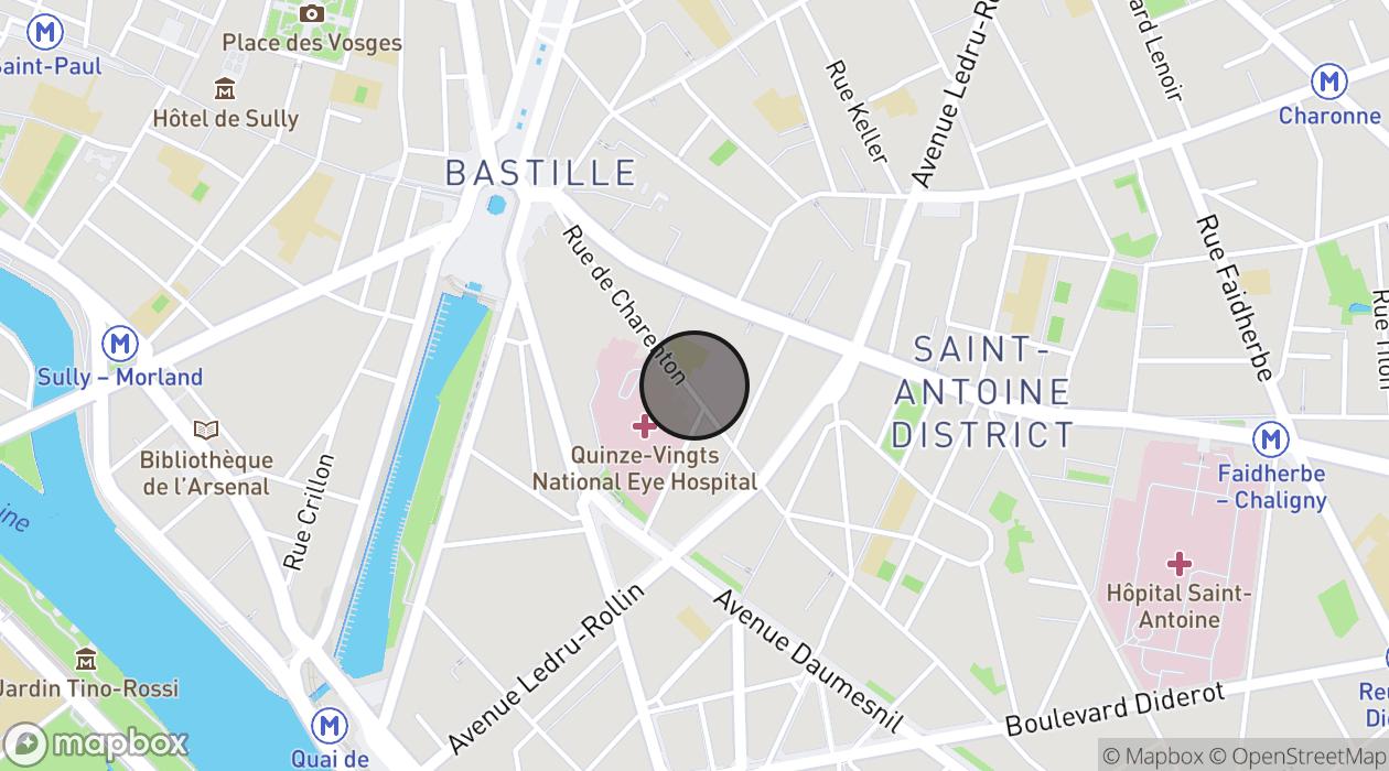 Static Map
