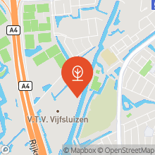 Map of 51.91725978,4.37377658