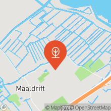 Map of 52.15407885,4.42775259