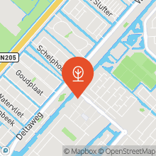 Map of 52.30954667,4.63801677