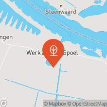 Map of 51.95902585,5.19036637