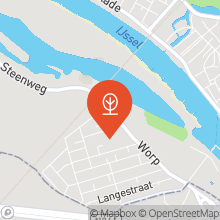 Map of 52.25211498,6.14323344