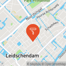 Map of 52.09014379,4.39774451