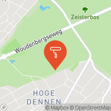 Map of 52.08434393,5.26131611