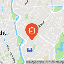 Map of 52.09085061,5.13212338