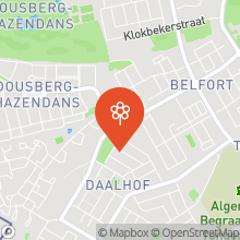 Map of 50.84455536,5.65389741