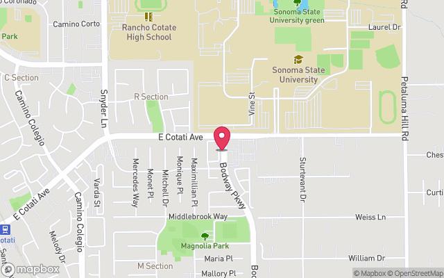 Classes at Sonoma State University