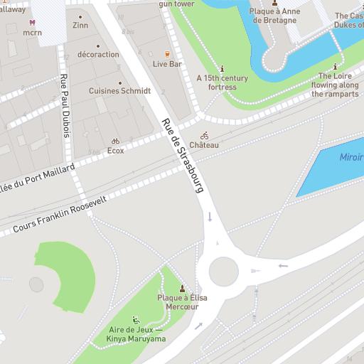 Agence Franklin Nantes boulevard jean monnet (nantes) : estimation gratuite du prix de